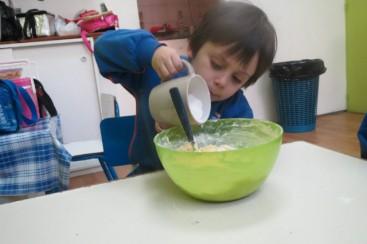Taller de cocina, turno matutino